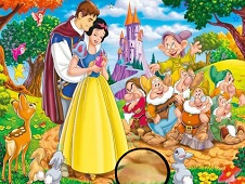 Snow White Hidden Stars