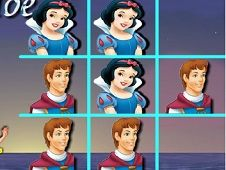 Snow White Tic Tac Toe