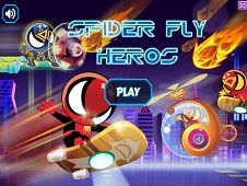 Spider Fly Hero