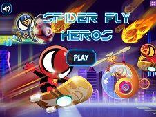 Spider Fly Hero