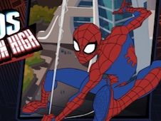 Spiderman Hazards at Horizon High