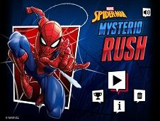 Spiderman Mysterio Rush