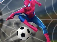 Spiderman Real Football