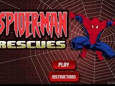 Spiderman Rescues