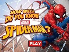 How Well Do You Know Spiderman