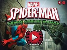 Spiderman Green Goblin Havoc