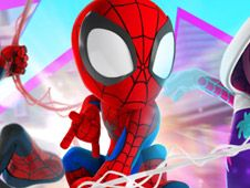 Spidey and his Amazing Friends: Swing Into Action!