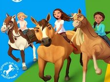 Spirit Riding Free Memory Match