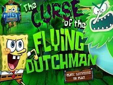 Spongebob and the Curse of the Flying Dutchman