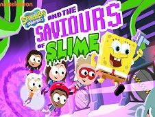 Spongebob and the Squarepants Saviours of Slime