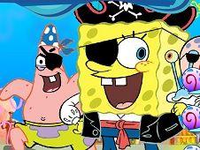 Spongebob Bomber