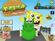 Spongebo Burger Express