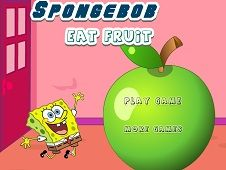 Spongebob Eat Fruit