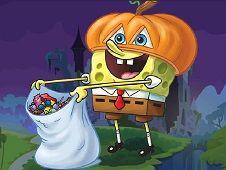 Spongebob Pumpkin