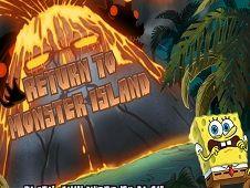 Spongebob Return to Monster Island