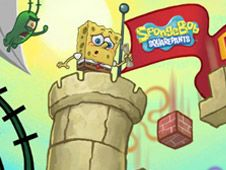 SpongeBob SquarePants Grand Sand Fortress