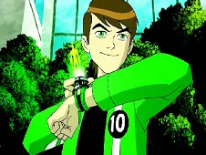 Ben 10 Puzzle for Kids