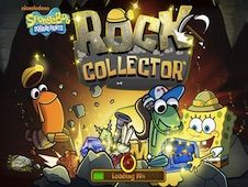 Spongebob Rock Collector