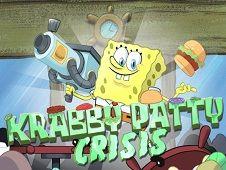 Spongebob Krabby Patty Crisis