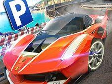 Sport Car Dock Parking