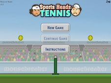Sports Heads Tennis Unblocked