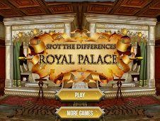 Spot the Differences Royal Palace
