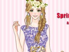 Spring Wedding Anime Version