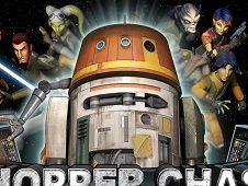 Star Wars Rebels Chopper Chase