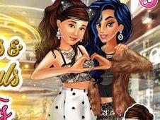 Stars and Royals BFF Ariana and Jasmine