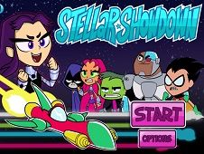 Teen Titans Stellar Showdown