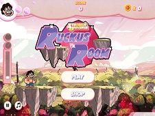 Steven Universe Game Ruckus Room
