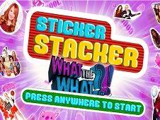 Sticker Stacker