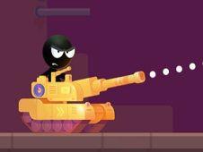 Stickman Tank Wars
