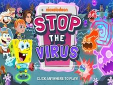 Nickelodeon Stop the Virus