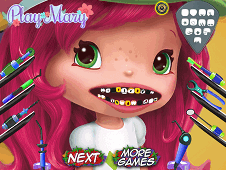 Strawberry Shortcake Dental Care