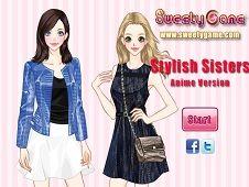 Stylish Sisters Anime Version