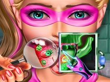 Super Doll Tongue Doctor