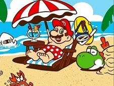 Super Mario Spot the Differences