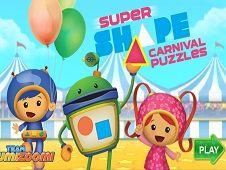 Super Shape Carnival Puzzle