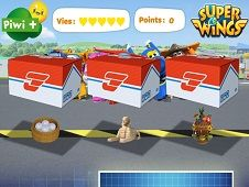 Super Wings the Good Choice