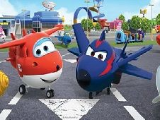 Super Wings Memory 2
