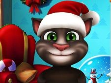 Talking Tom Christmas Differences
