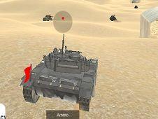 Tanks Battlefield Desert