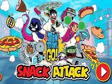 Teen Titans Go Snack Attack