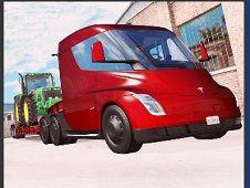Testla Truck Jigsaw