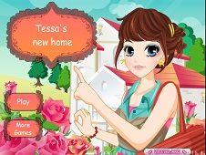 Tessas New Home