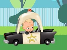 The Boss Baby Backyard Racer