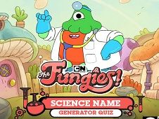 The Fungies - Science Name Generator Quiz