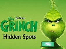 The Grinch Hidden Spots