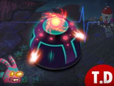The Lost Planet Tower Defense